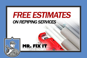 Coupons - Free Estimate on Repiping Services